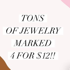 MAJOR JEWELRY SALE!!!! MIX & MATCH